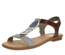 Sandale grau / braun