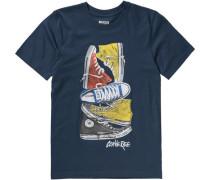 T-Shirt für Jungen blau / navy