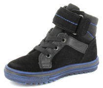 Sneaker Bravo Leder schwarz