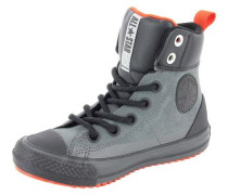 Sneaker Ctas Asphalt Boot Leder grau
