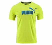 T-Shirt »Hero Logo Tee« gelb