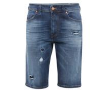 Jeans Shorts 'thoshort' blue denim