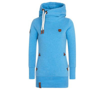 Hoody 'Darth Long Viii' blau