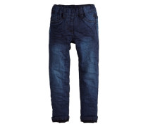 Stretch-Jeans blue denim