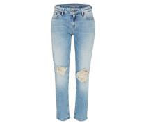 Boyfriend-Jeans 'monroe' blau