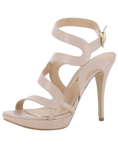 Sandalette 'Valeria' nude