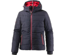 Steppjacke 'Polar Sports Puffer' blau