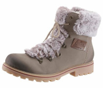 Winterboots taupe