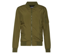 Bomber 'Light Bomber Jacket' oliv