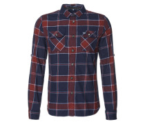 Hemd 'Refined Lumberjack Shirt' blau