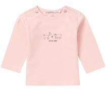 Langarmshirt Goulds pink / altrosa