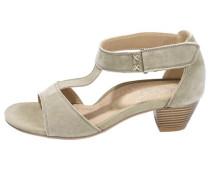 Sandalette ecru