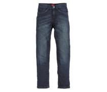 Seattle Slim: Stretch-Jeans blau