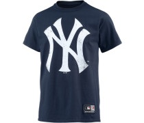 Athletic New York Yankees T-Shirt Herren blau