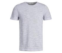 Trendiges T-Shirt graumeliert
