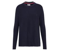 Pullover 'thdw Basic' nachtblau
