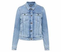 Ju-Dy kurze Jeansjacke Light Blue Used