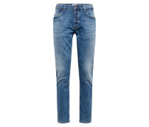 Jeans 'weft' blue denim