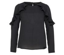 Shirt 'Anica' schwarz