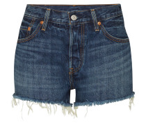 Shorts '501' blue denim