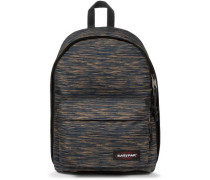 Authentic Collection X Out of Office Rucksack 44 cm Laptopfach beige / schwarz