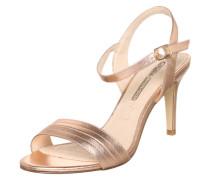 High Heel Sandalette gold