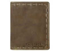 J88 Geldbörse Leder 10 cm mokka