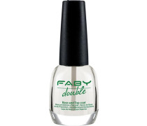 'Double Base & Top Coat' Unter- und Überlack transparent
