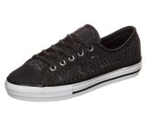 Chuck Taylor All Star High Line OX Sneaker Damen schwarz