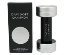 'Champion' Eau de Toilette schwarz