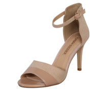 High Heel Sandalette nude