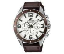 Chronograph »Efr-553L-7Bvuef« braun