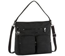 Basic Plus Tasmo BP Handtasche 28 cm schwarz