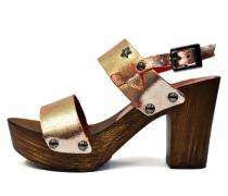 Schuhe »Eiko« gold