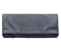 'Ronja BW Nappa' Clutch Umhängetasche 29 cm schwarz