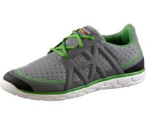 Sneaker 'tvl Easy' dunkelgrau / grün