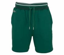 Shorts »French Terry« grün