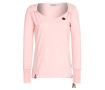 Female Sweatshirt Big Dudelsack Flavour rosa