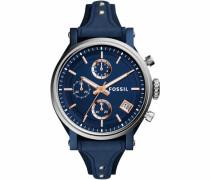 Chronograph »Original Boyfriend Es4113« blau