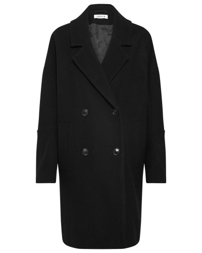 Mantel 'Hanne' schwarz