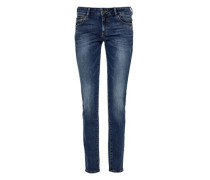 Stretchjeans blue denim
