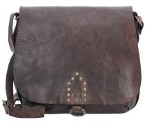 Cacciatorina Mini Bag Umhängetasche Leder 18 cm