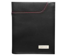 Accessoires Pro-DLX SLG Hochformatbörse Leder 10 cm schwarz