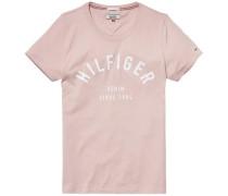 T-Shirt 'thdw Basic CN T-Shirt S/S 12' altrosa