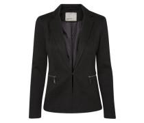 Langärmeliger Jersey-Blazer 'VMNew Victoria' schwarz