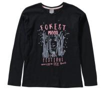 Shirt für Mädchen schwarz