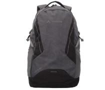 'Omnis DLX 28' Rucksack 47 cm mit Laptopfach graphit / rauchgrau