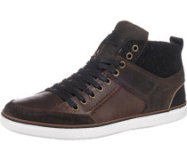 Sneakers dunkelbraun