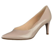 Pumps camel