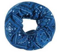 Original Multifunktionstuch blau